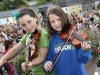Young musicans, Cathedral Fleadh2011
