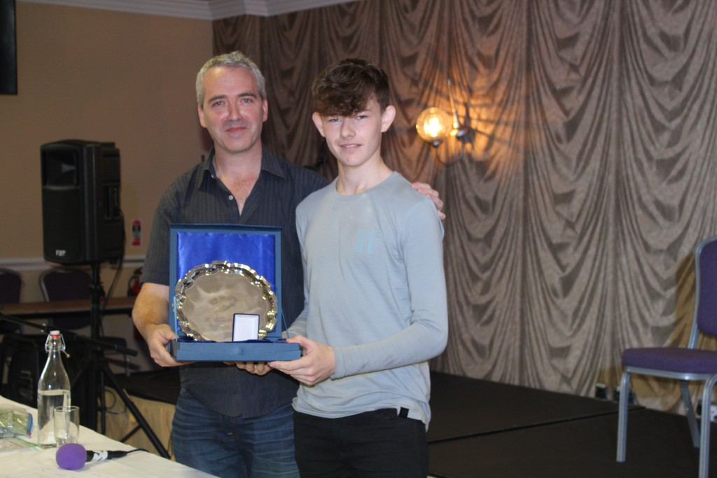 Winner U-16 Ed Reavy International Fiddler of 2017