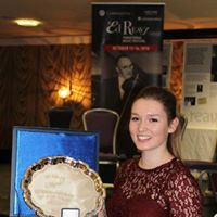 Méabh Smyth - The Inaugural Winner of The Senior Ed Reavy International Fiddle Player Competition in 2016